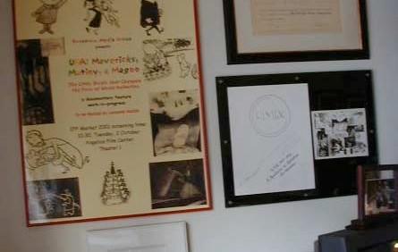 Wall of UPA Memories