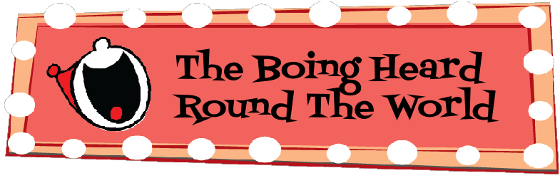 the boing heard round the world